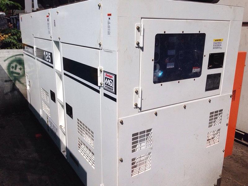 Máy phát điện công nghiệp 125kva