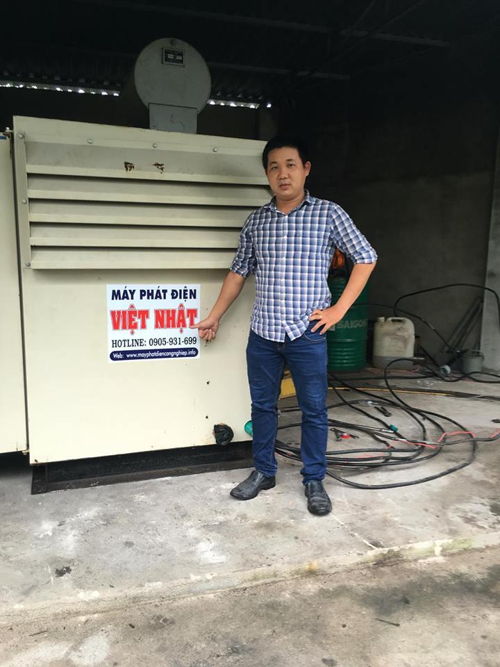 Máy phát điện Việt Nhật