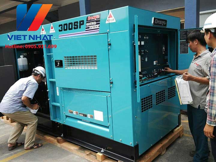 Bán máy phát điện Quy Nhơn