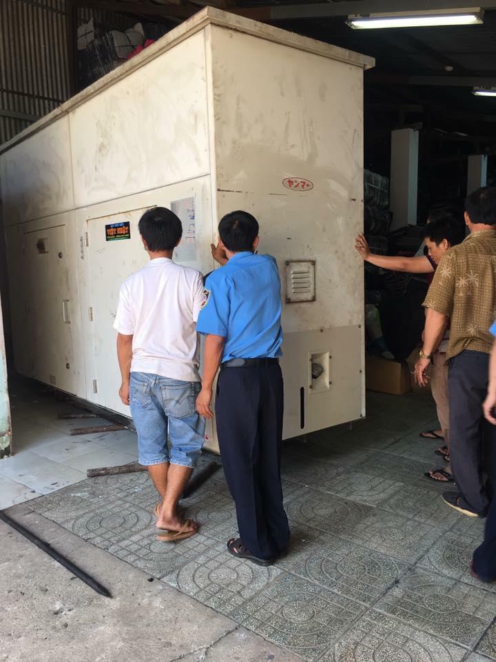 Lắp máy phát điện tại Quy Nhơn