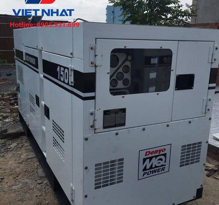 Máy phát điện Denyo công suất 150KVA giá rẻ