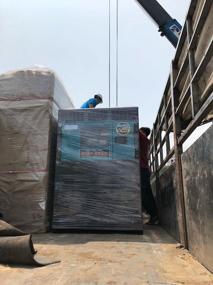 Công ty Việt Nhật chuyên cung cấp máy phát điện