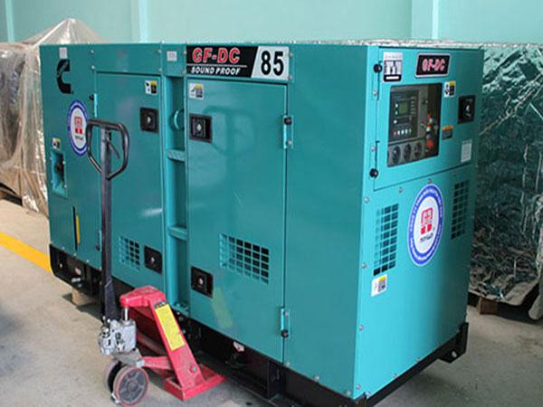 Máy phát điện cũ 85kva