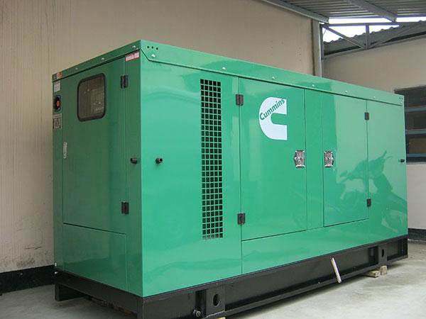 Máy phát điện cũ Cummins 210kva