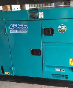 Máy phát điện cũ Cummins 45kva
