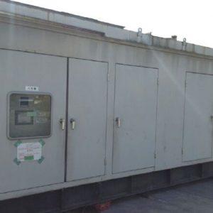 Máy phát điện cũ Denyo 1000kva
