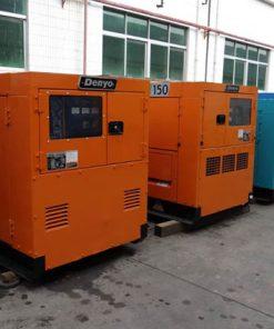 Máy phát điện cũ Denyo 150kva
