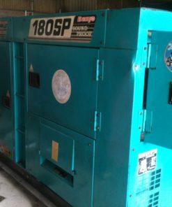Máy phát điện cũ Denyo 180kva