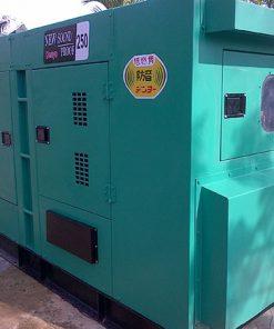 Máy phát điện cũ Denyo 250kva