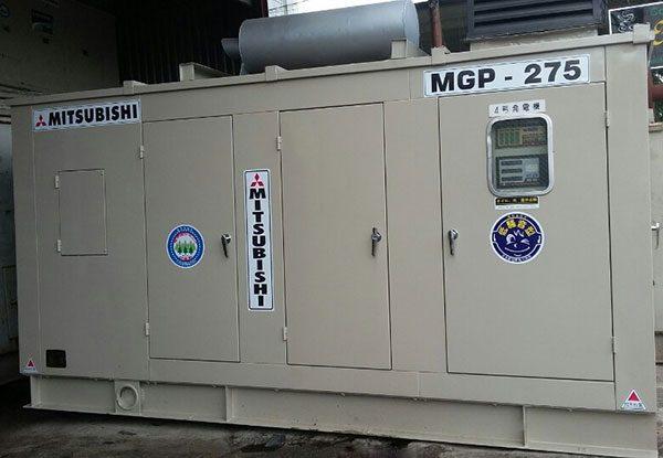 Máy phát điện cũ Denyo 275kva