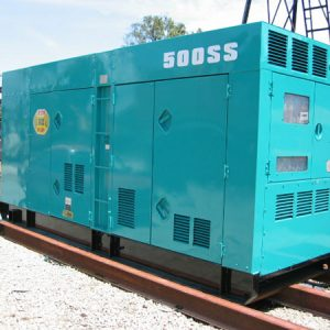 Máy phát điện cũ 500kva