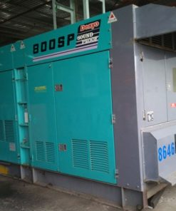 Máy phát điện cũ Denyo 700kva