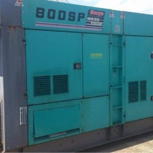 Máy phát điện cũ Denyo 800kva