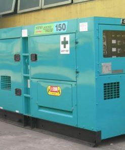 Máy phát điện cũ Komatsu 150kva