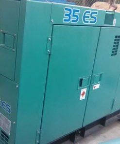Máy phát điện cũ Komatsu 35kva