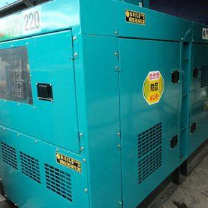 Máy phát điện cũ Mitsubishi 220kva