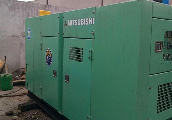Máy phát điện cũ Mitsubishi 40kva