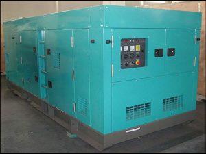 Máy phát điện cũ Mitsubishi 450kva
