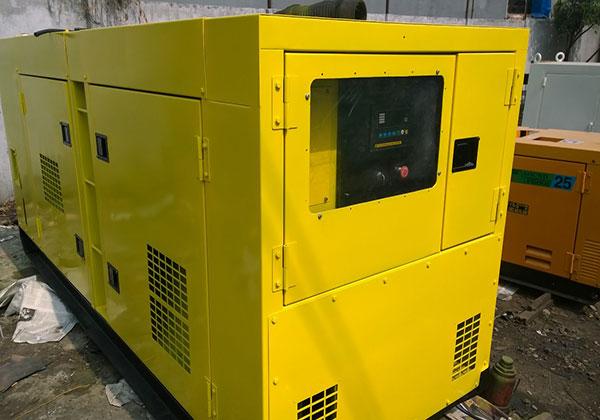 Máy phát điện cũ Mitsubishi 50kva