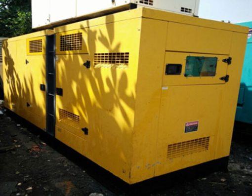 Máy phát điện cũ Mitsubishi 700kva