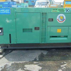 Máy phát điện cũ Mitsubishi 90kva