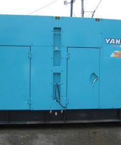 Máy phát điện cũ Yanmar 125kva