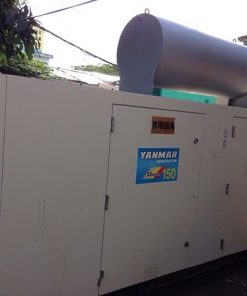 Máy phát điện cũ Yanmar 150kva