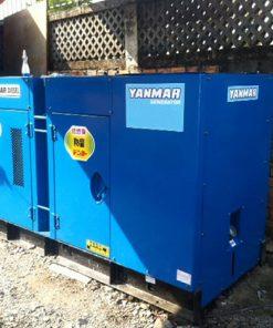 Máy phát điện cũ Yanmar 20kva
