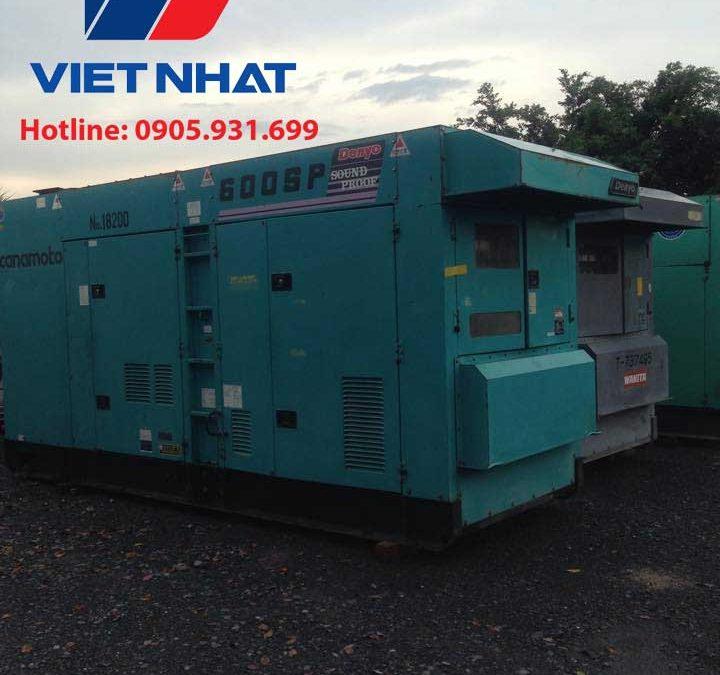 Máy phát điện Komatsu 650KVA giá rẻ