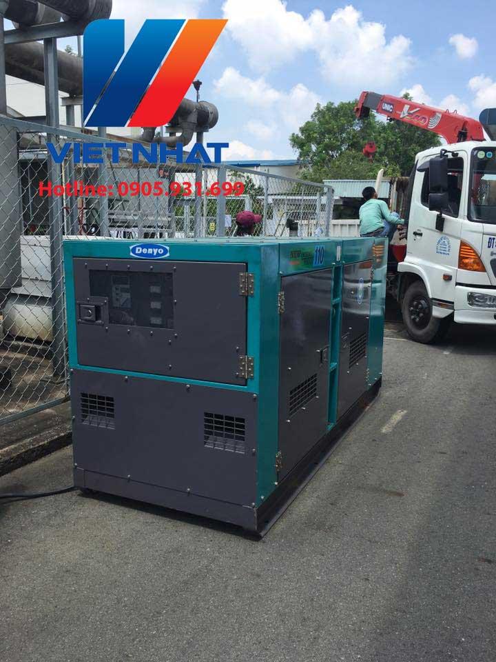 Máy phát điện công nghiệp Việt Nhật