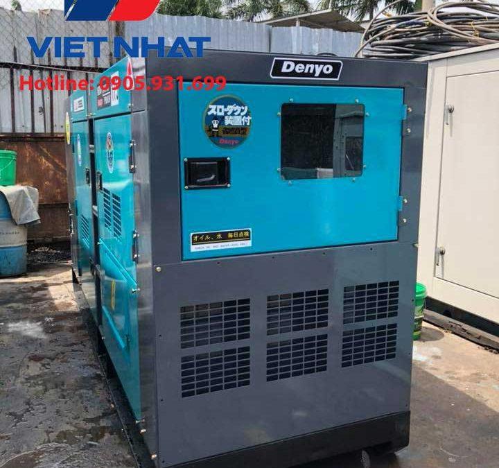 Máy phát điện Denyo công suất 300KVA giá rẻ