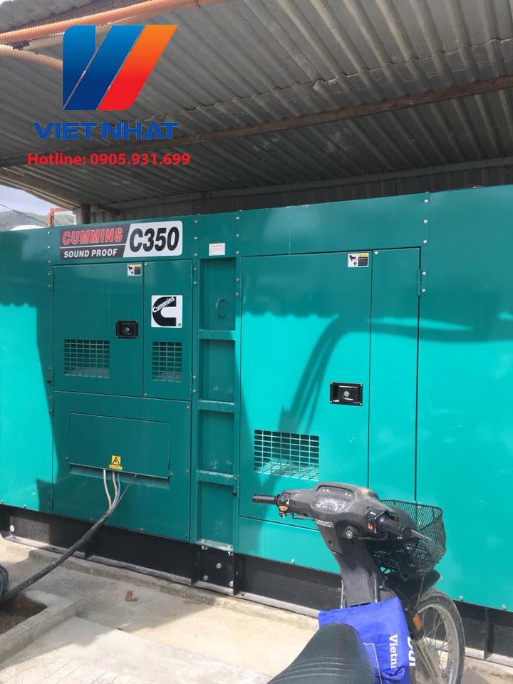 Sản phẩm máy phát điện công nghiệp của công ty Việt Nhật cung cấp