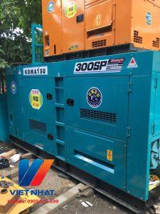 Công ty máy phát điện Việt Nhật chuyên bán và cho thuê máy phát điện