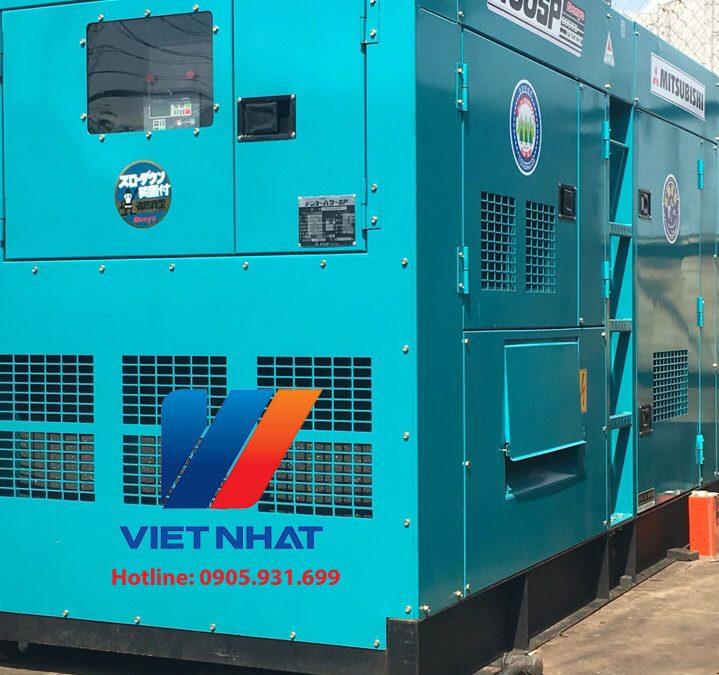 Máy phát điện Komatsu 400KVA giá rẻ