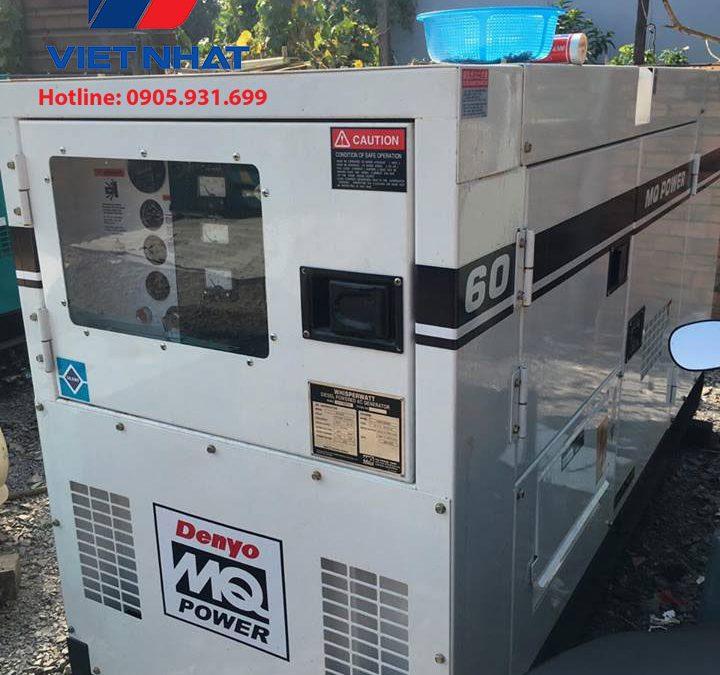 Máy phát điện Mitsubishi công suất 60KVA giá rẻ