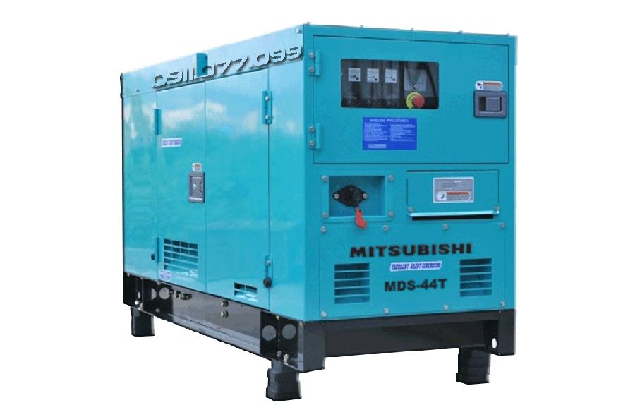 Chính hãng máy phát điện cũ Mitsubishi 40kva hàng cũ đã qua sử dụng