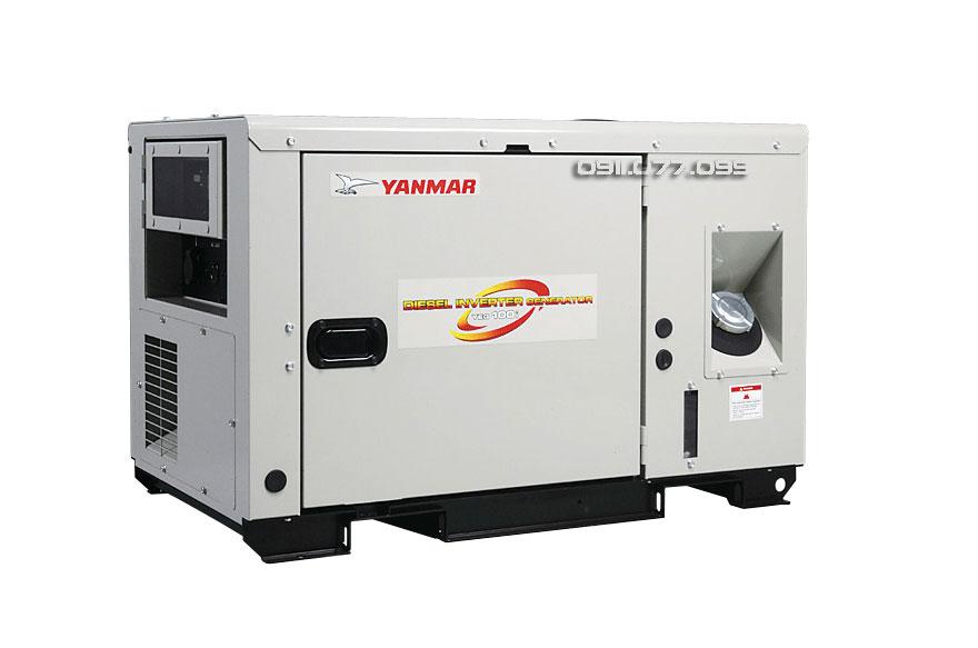 Máy phát điện công nghiệp Yanmar 100kva cũ đã qua sử dụng