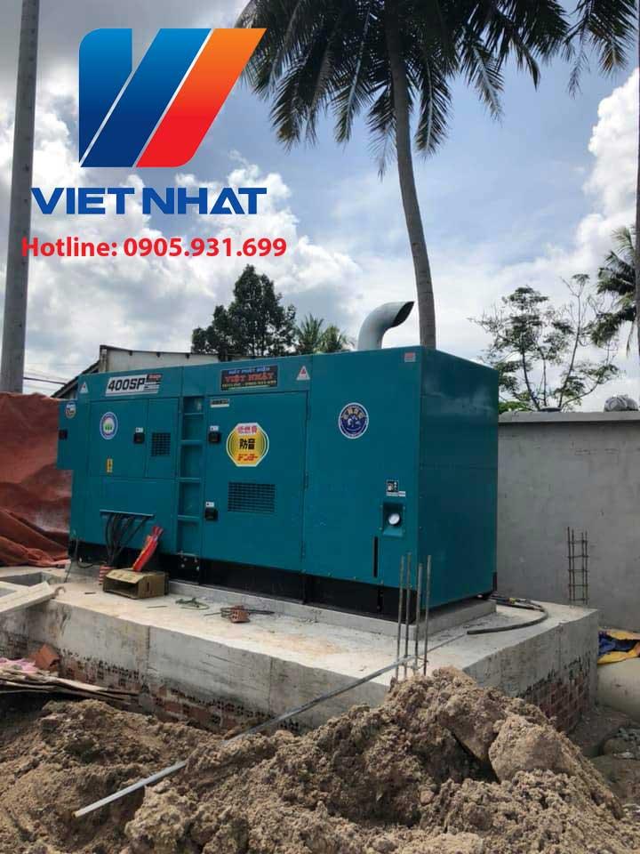 Cho thuê máy phát điện công nghiệp