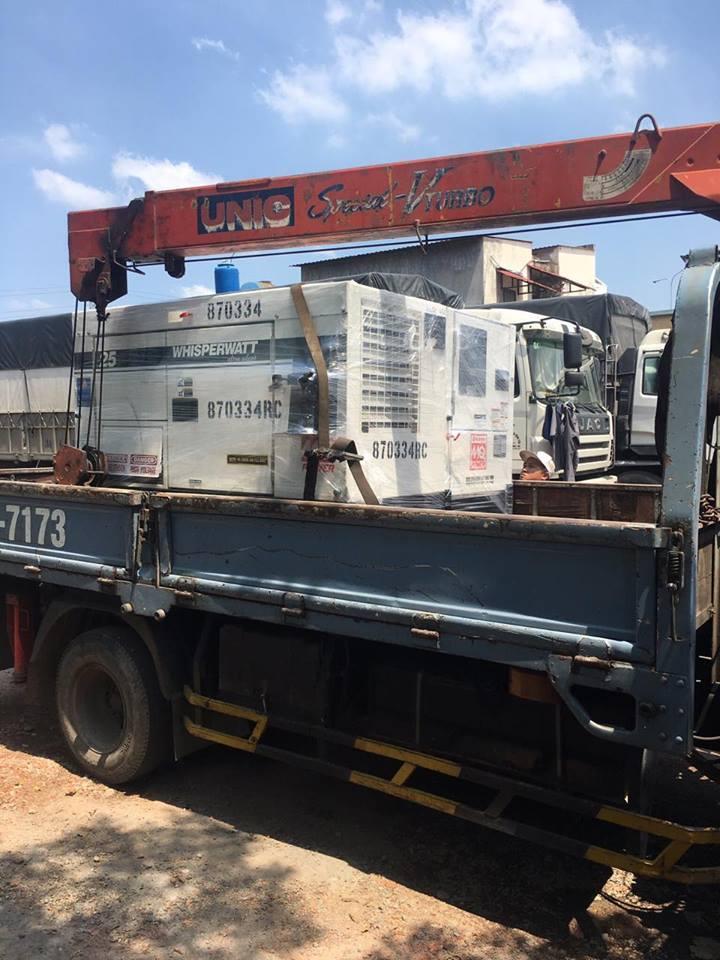Cho thuê máy phát điện Đà Nẵng