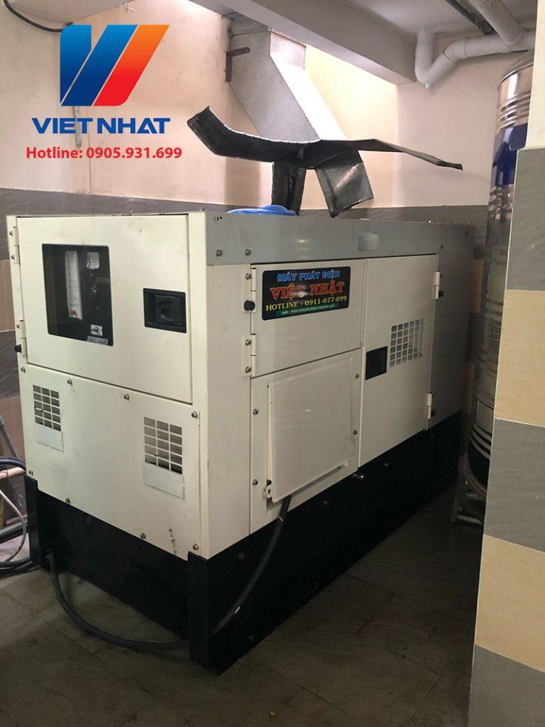 Cho thuê máy phát điện Kiên Giang