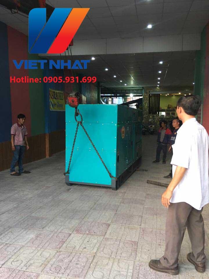 CHo thuê máy phát điện Tiền Giang