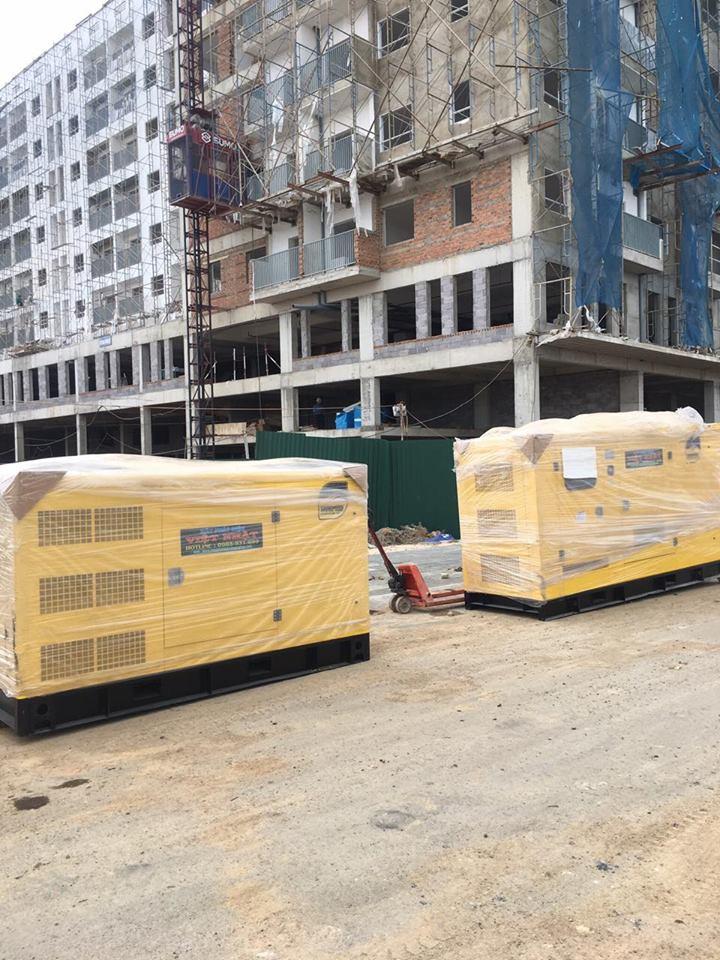 Cho thuê máy phát điện Vũng Tàu