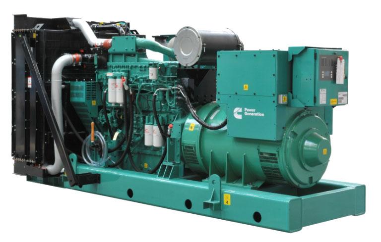 Động cơ Máy phát điện Cummins