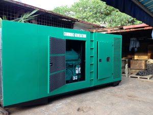 Máy phát điện Cummins nhập khẩu chính hãng