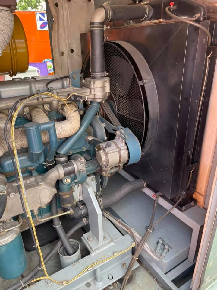 Động cơ máy phát điện Diesel