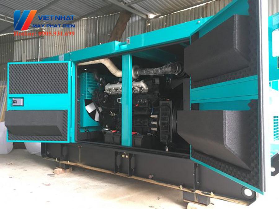 Máy phát điện chạy dầu Diesel