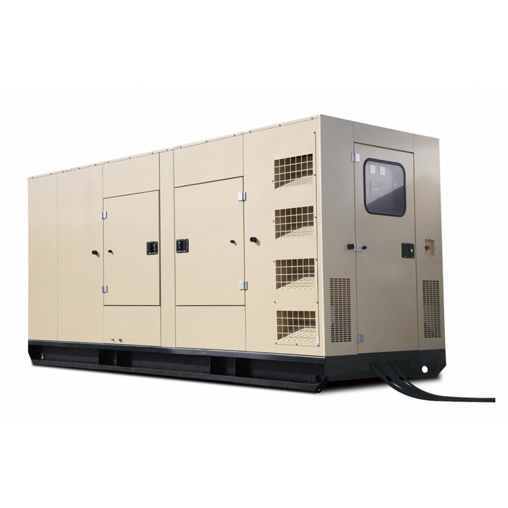 Máy phát điện Doosan 250kva (200kw)
