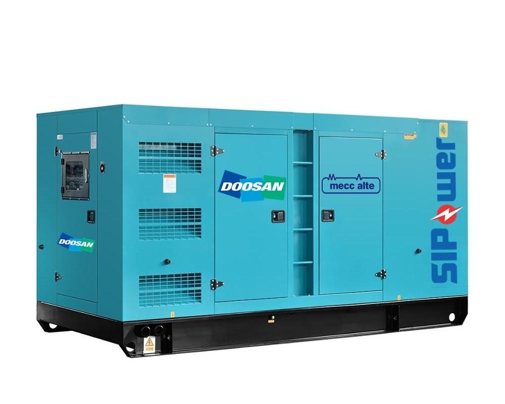 Máy phát điện Doosan 300kva (240kw)