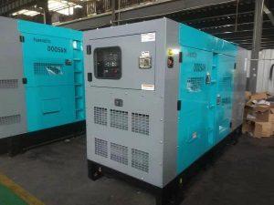 Máy phát điện Doosan 350kva (280kw)