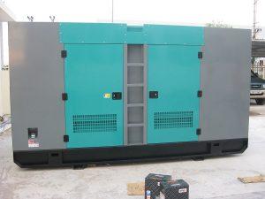 Máy phát điện Doosan 50kva (40kw)